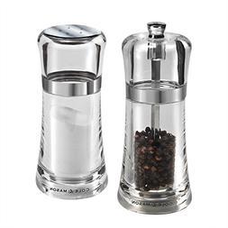 Cole & Mason Fontwell Shaker & Pepper Grinder Gift Set - Acr