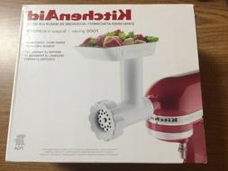 Genuine KitchenAid FGA Food Grinder Attachment for Mixer NEW