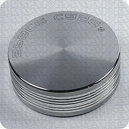 SPACE CASE Grinder Magnetic 2 Pc. Large