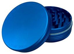 Space Case Grinder 2 Piece Small Matte Blue