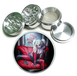 Harley Quinn Wanna Play With Me 4 Pc. Aluminum Tobacco Spice