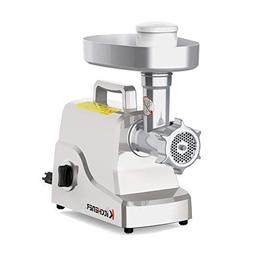 Kitchener Heavy Duty Electric Meat Grinder 2/3 HP , 3-speed