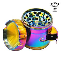 HORNET Rainbow Zinc Alloy Smoking <font><b>Grinder</b></font