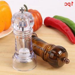 Shakers Transparent Acrylic Spice Seasoning Tool Container P
