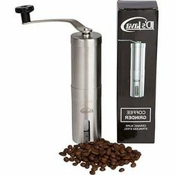 JD&39s Manual Grinders Java Stainless Steel Coffee Kitchen &