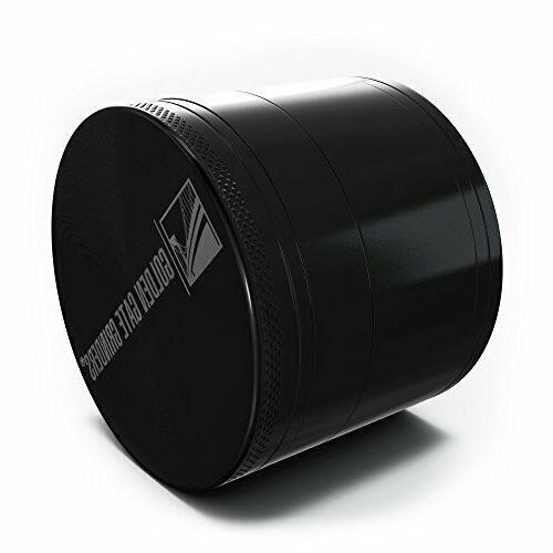 1 best herb grinder 25 inch 4piece