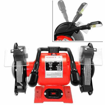 10203a dual lights bench grinder