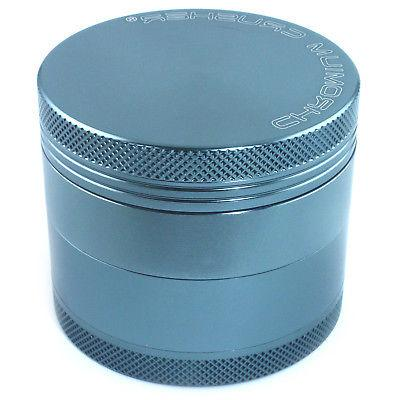 Chromium Crusher 4 Piece Tobacco Herb Grinder