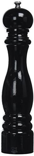 Peugeot 23768 Paris U'Select 12-Inch Pepper Mill, Black Lacq