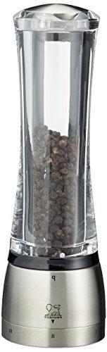 Peugeot 25441 Daman U'Select Shaftless 8.25 Inch Pepper Mill