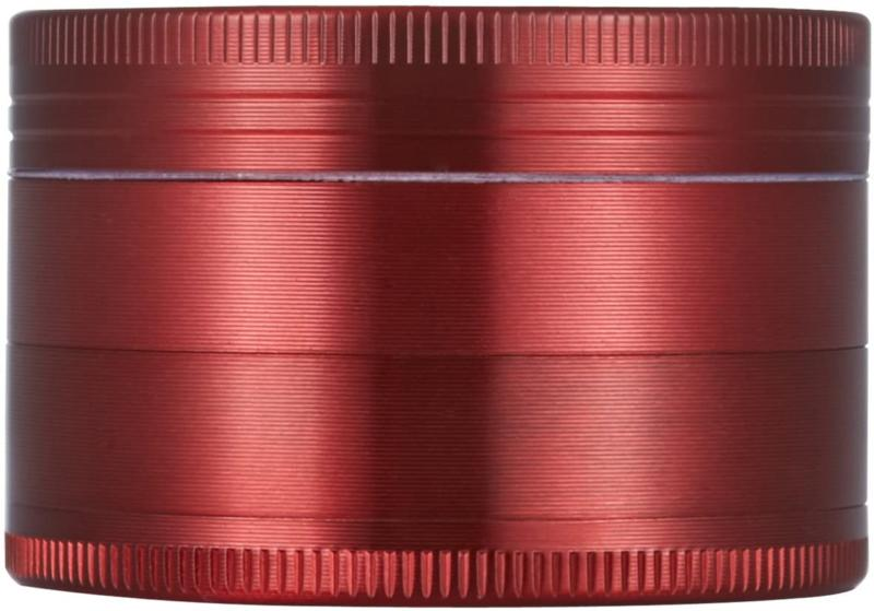"""Golden Bell 4 2"""" Spice - Red"""