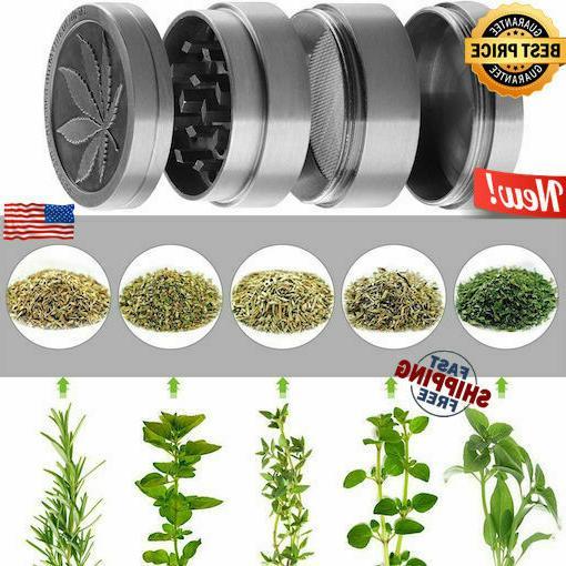 "Tobacco Herb Spice Herbal 4 Piece 2"""