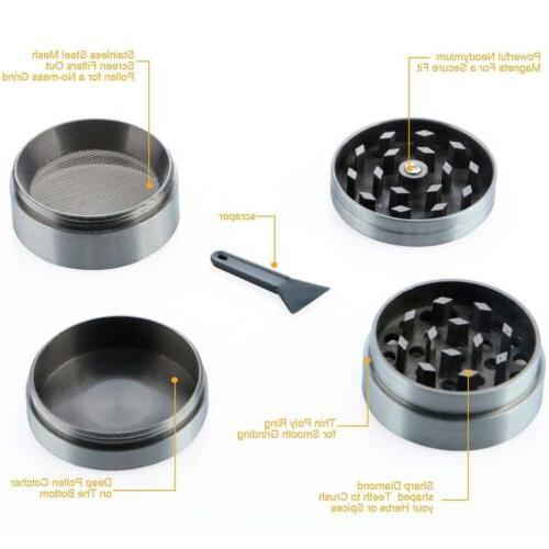 Spice Herbal Magnetic Zinc Alloy