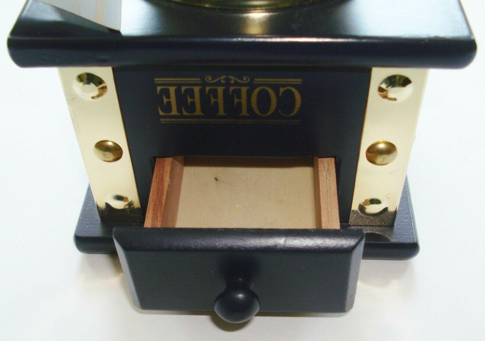 Bisetti Coffee Grinder, New, in Italy
