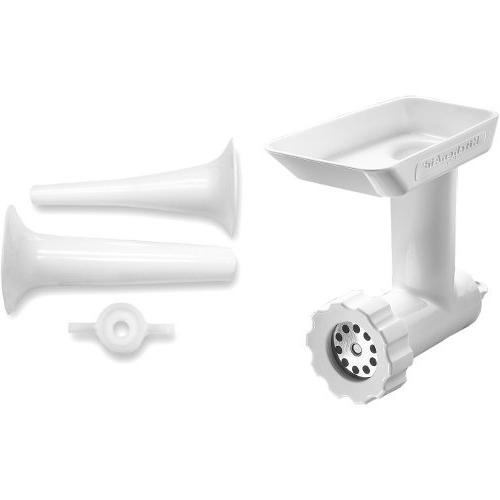 KitchenAid Food Grinder Attachment for Stand Mixer with Bonu