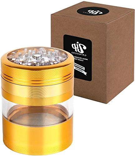 Zip - Tower Spice and Grinder -