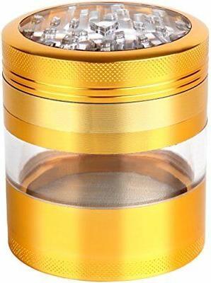 Zip Grinders - Pagoda Tower Spice and Herb Grinder -