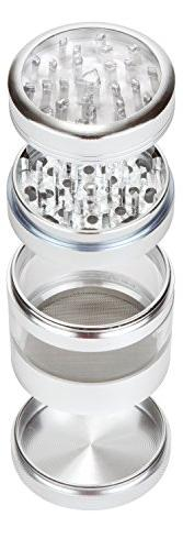 Zip Pagoda Tower Spice Grinder -