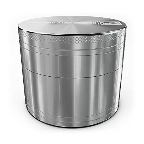 Grinder 2.5 Inch 4-piece Aluminum