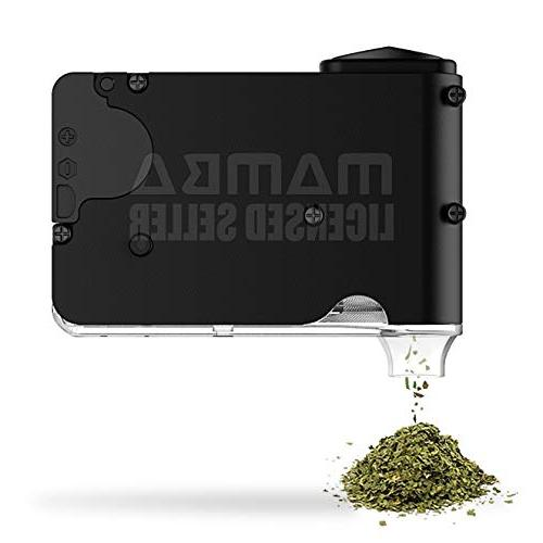 battery powered herb mess