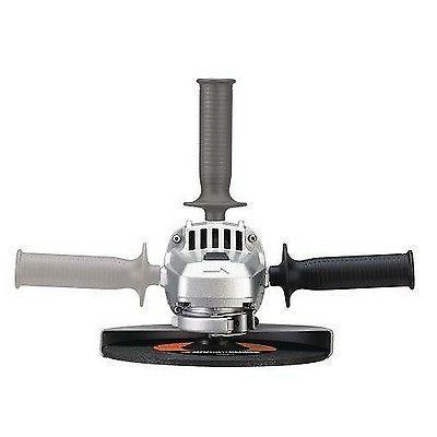 Black & 6-Amp Angle Grinder