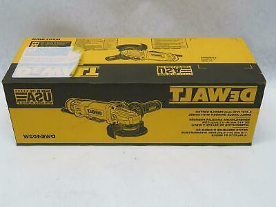 dwe402w 4 1 2 small angle grinder
