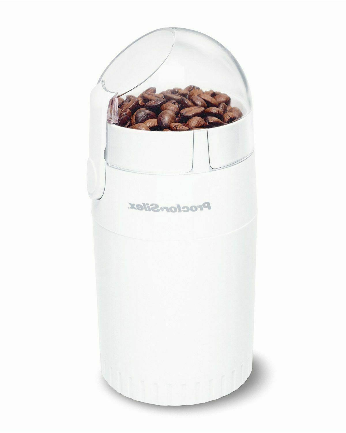 electric coffee bean spice grinder mill stainless