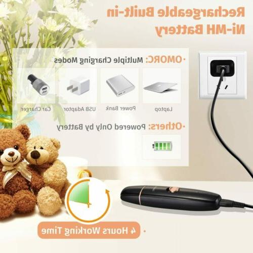 Electric Dog Nail Pet Cat Grooming Trimmer Tools