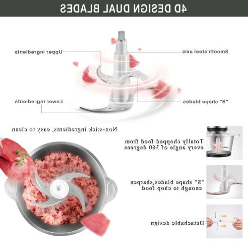 Electric Meat Kitchen Sausage Maker 2L