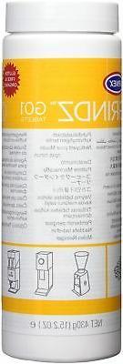 Urnex Grindz Grinder Cleaner - 15.2 oz Jar - Case of 12