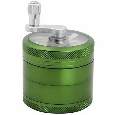 herb spice mills hand cranked premium grinder