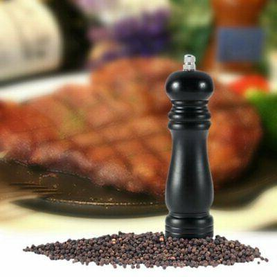 home kitchen wood chateauneuf pepper mill shaker
