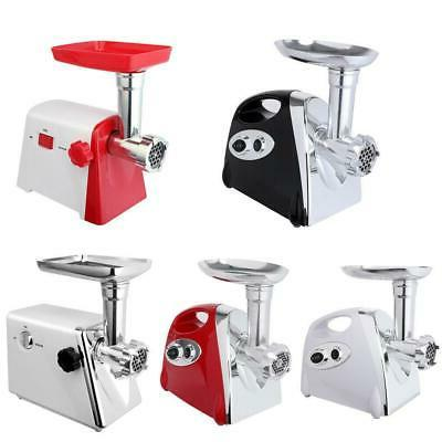 hot 2800w electric meat grinder home kitchen