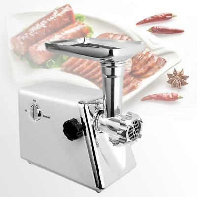 industrial electric meat grinder home kitchen sausage