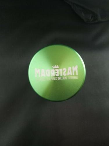 Masterdam Large Herb 4 Part Green