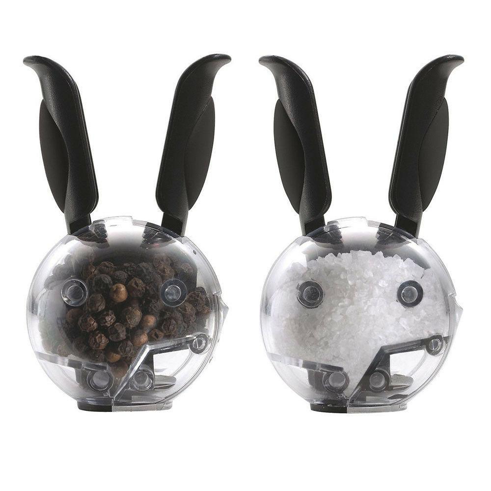mini magnetic pepperball saltball set