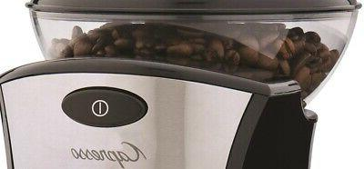 New Capresso Whole Bean Grinder -