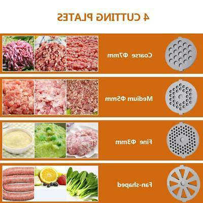 New Grinder Home Sausage Mincer Vegetable Cutter