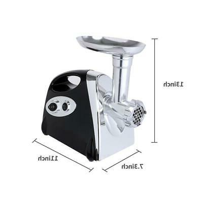 New 2800W Electric Meat Grinder Home Sausage Mincer Vegetable Cutter