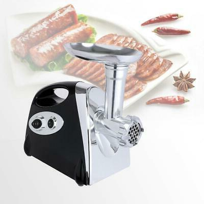 new 2800w electric meat grinder home kitchen