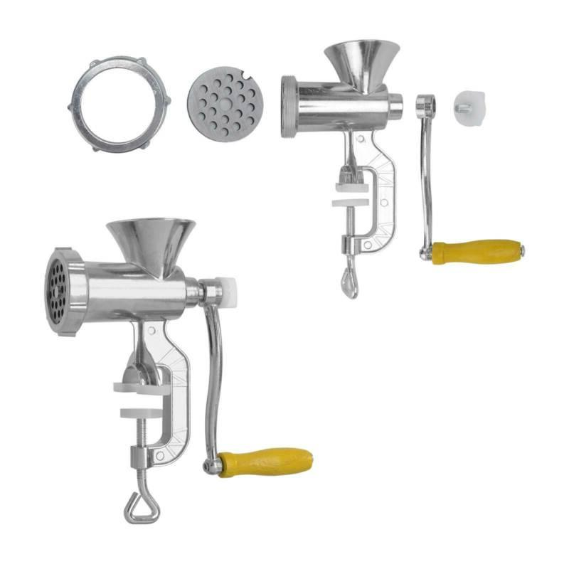 New Grinder Stuffer Sausa Filler Machine Multi US