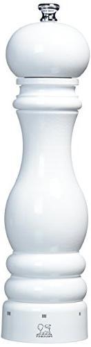 """Peugeot Paris u'Select White Lacquer Pepper Mill 23cm/9"""""""