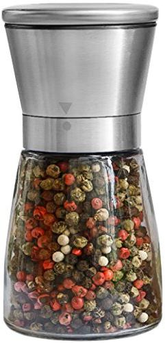 Pepper Grinder or Salt Shaker for Professional Chef - Best S