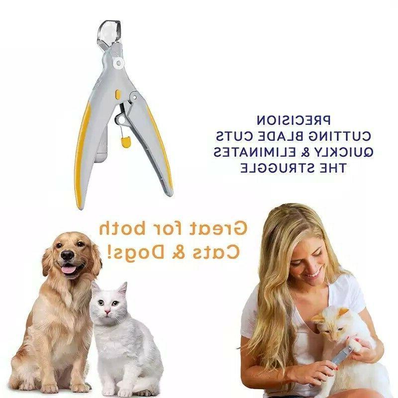 Pet Clipper Light Pet Care Grinders Cat Dog