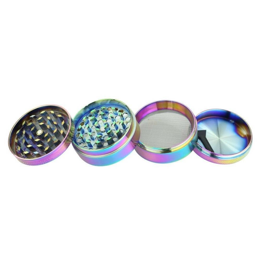 DCOU Rainbow 2.2 Inches Zinc Grinder