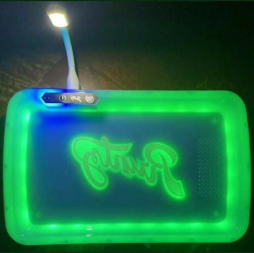 """Rechargeable Strobe """"RUNTZ"""" Glow Tray W Light Surface"""