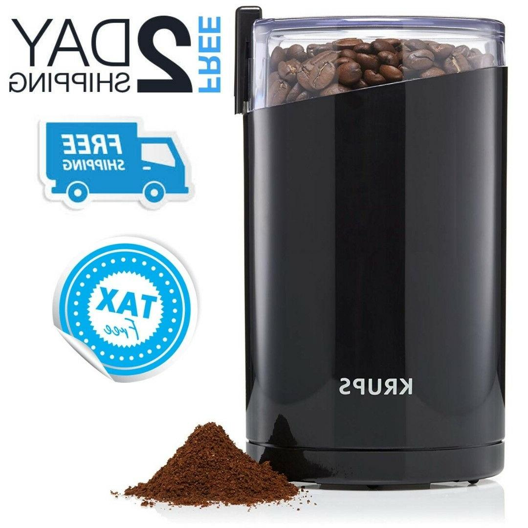 small electric coffee grinder burr french press