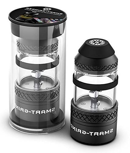 smart grinder world s first electric automatic