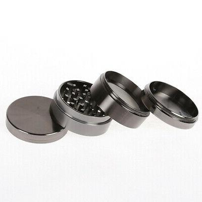 Tobacco Herb Grinder Herbal Chromium