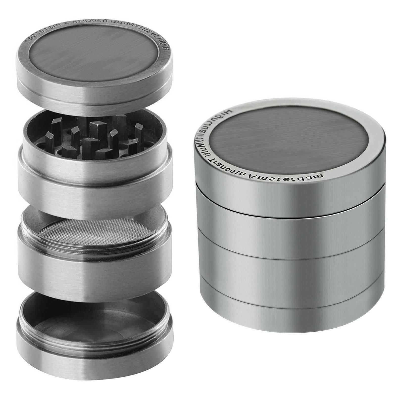 Tobacco Grinder Spice Herbal Alloy